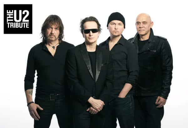 U2 Tribute band huren