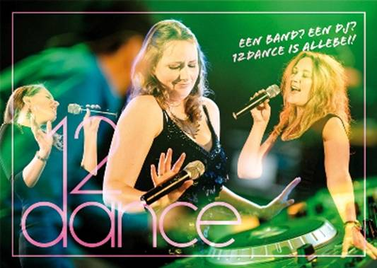 coverband 12dance, 12dance boeken
