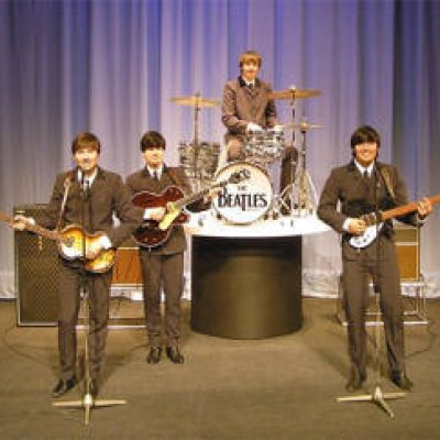 Beatles Revival Band boeken