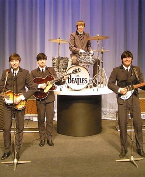 Beatles Revival band boeken