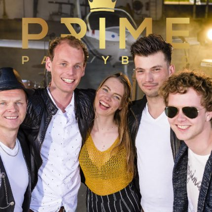 , Boek Prime Party Band