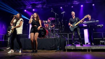 , Coverband Blend-it boeken