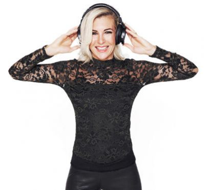 vrouwelijke dj, Vrouwelijke DJ