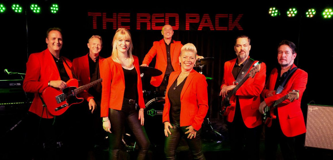 the red pack boeken