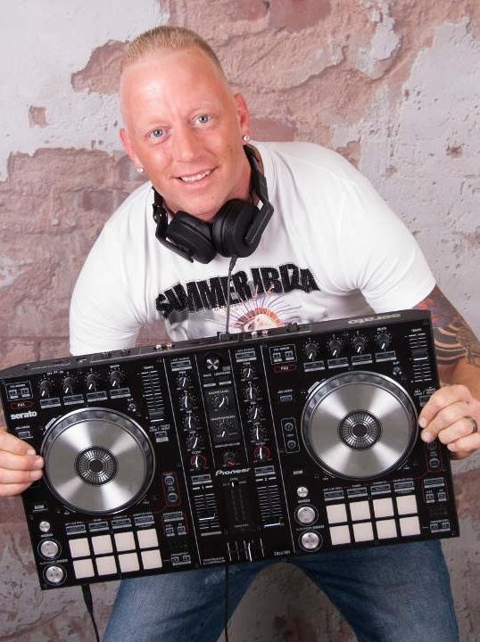 DJ Rob van Dijck boeken