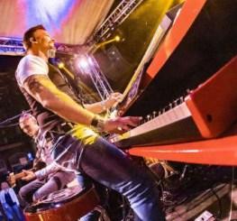 Sven the Pianoman boeken bij de Artiestenstal