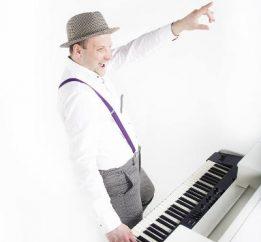 feest groove piano boeken inhuren