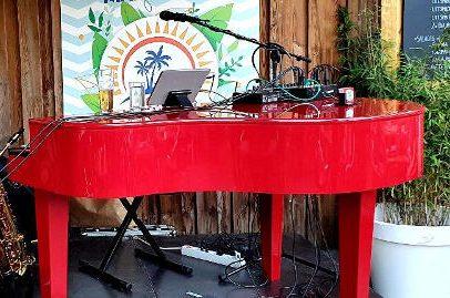 Saxy PianoShow boeken