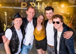 prime party band boeken