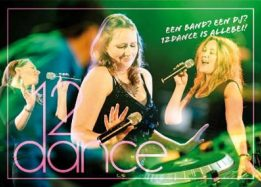 coverband 12dance boeken