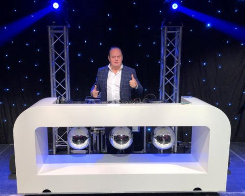 DJ Ed van Katwijk boeken of inhuren