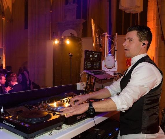 DJ Mr. Marvin boeken